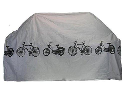 Moma Bikes Telo Protettivo Bike Grigio