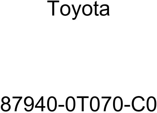 Genuine Toyota Award-winning store 87940-0T070-C0 Rear Mirror Assembly Miami Mall View