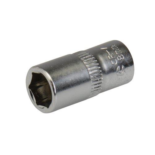 "Silverline 545489 - Vaso métrico de 1/4"" (8 mm)"