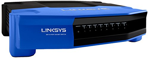 Linksys SE4008 8-port Gigabit Ethernet Switch