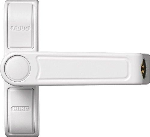 ABUS Fenster-Zusatzschloss 2510 gleichschließend, weiß, 31753