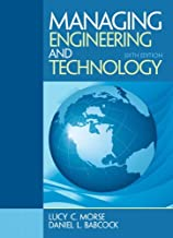 Best managing engineering and technology Reviews
