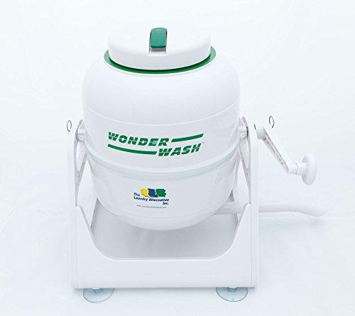 The Laundry Alternative Wonderwash Non-electric Portable Compact Mini ...