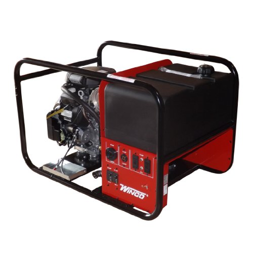 Winco Portable Trifuel Generator - 12,000 Surge Watts, 10,800 Rated Watts, Electric Start, Model# 16612-000
