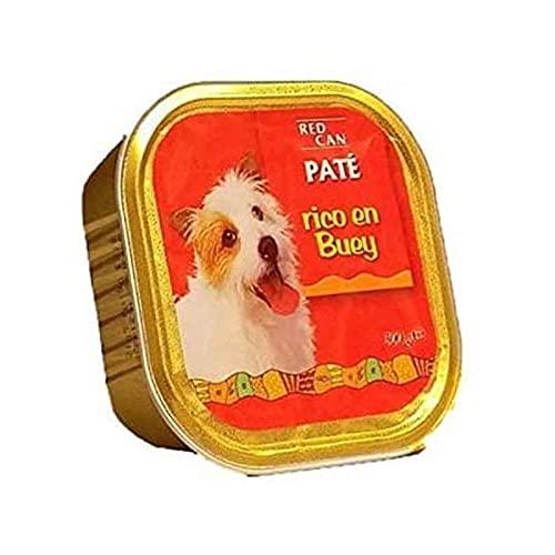 Plateau foie gras Rico en bœuf 300 g Nourriture pour chiens