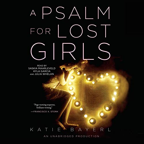 A Psalm for Lost Girls audiobook cover art