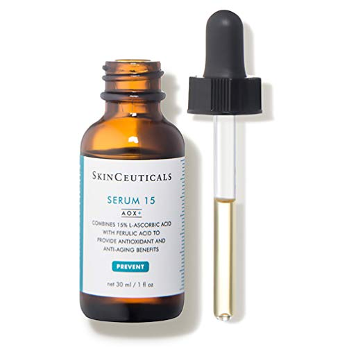 SERUM 15 AOX+ Antioxidant Tagescreme ohne Parabenen, Duftstoffe, Alkohol und Farbstoffe