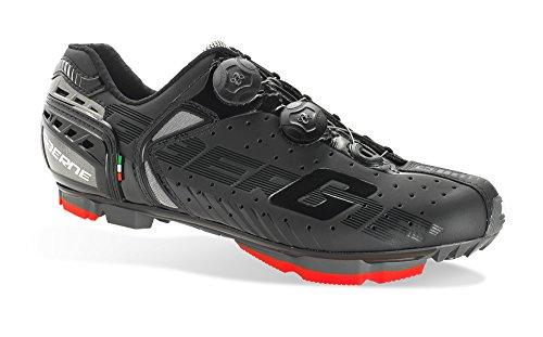Gaerne 3477-001 G-Kobra Black - Zapatillas de ciclismo, Negro (Negro ), 48 EU
