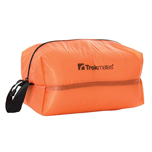 Trekmates Zip zak 2L waterdichte tas Packktas Toilettas Packsack