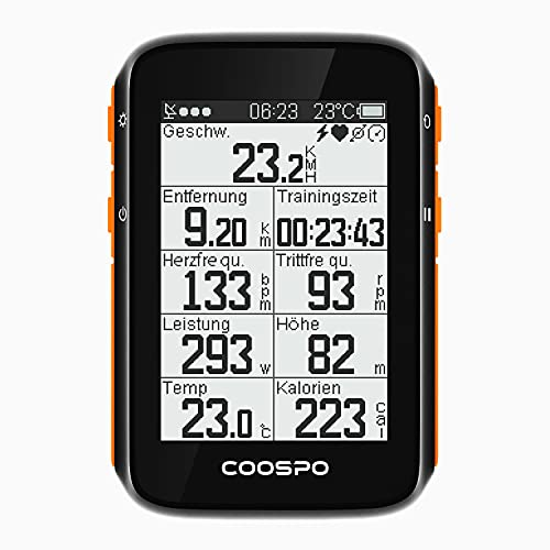CooSpo -   Fahrrad Computers