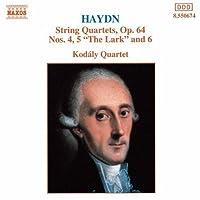 String Quartets Op 64, 4-6 by HAYDN (1994-02-15)