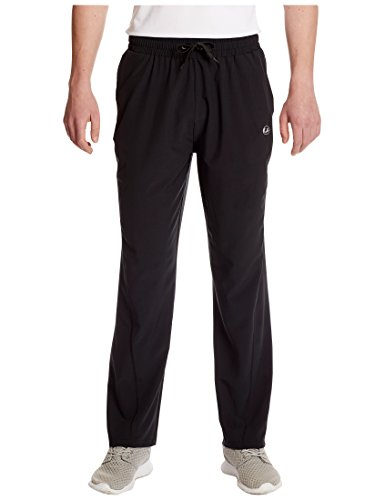 Ultrasport Herren Advanced Jivan Yoga-/fitnesshose Mit Bi-stretch, Schwarz, M