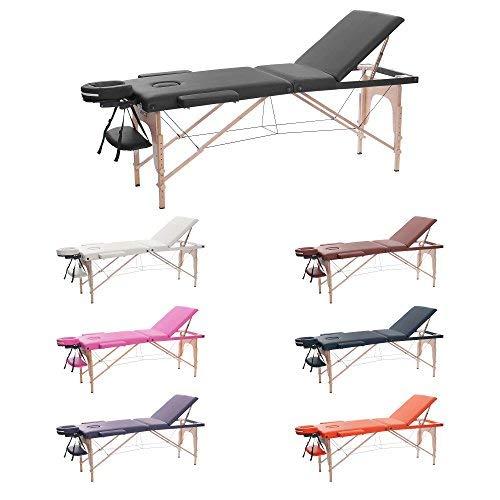 HH-ROOT 3 Section Table de Massage Grande Canapé...
