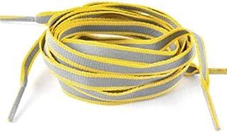 أربطة أحذية SMXGF برباط أحذية رياضية للجنسين (اللون: أصفر)