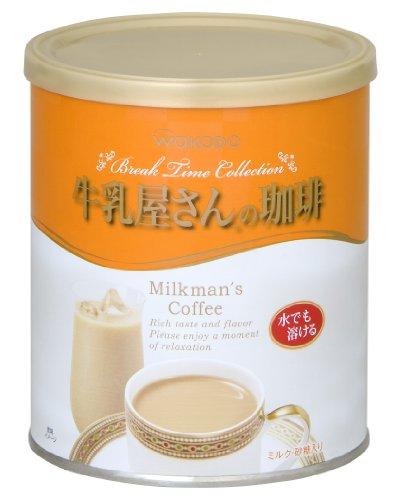 【和光堂】 牛乳屋さんの珈琲 420g × 6缶