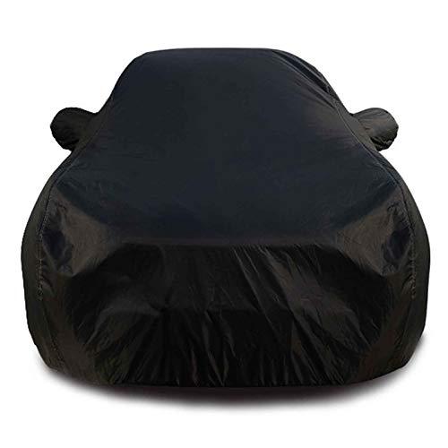 QERFSD Plus Samt wasserdichte Autoabdeckung Kompatibel Mit Renault Captur Clio Espace Feence Grand Espace Modus Szenisch Kadjar Kangoo Maxi Koleos Laguna Megane Modus Szenisch Twingo Wind Zoe