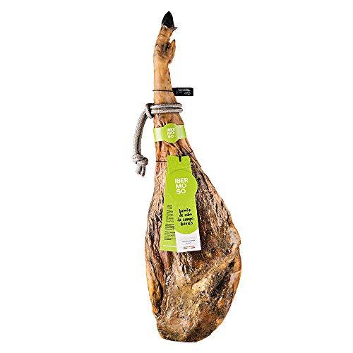 Jamón de cebo de campo ibérico 8kg IBERMOSO. Origen Salamanca.