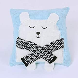 LAJKS 35Cm 3D Bear I Photography Sofa Bed Ins Plush Room Decoration Stuffed Birthday Toys Xams Gift Cushion Pillow Weave Thing You Must Have Gift Box Girls Favourite Characters
