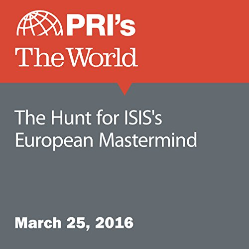 The Hunt for ISIS's European Mastermind cover art