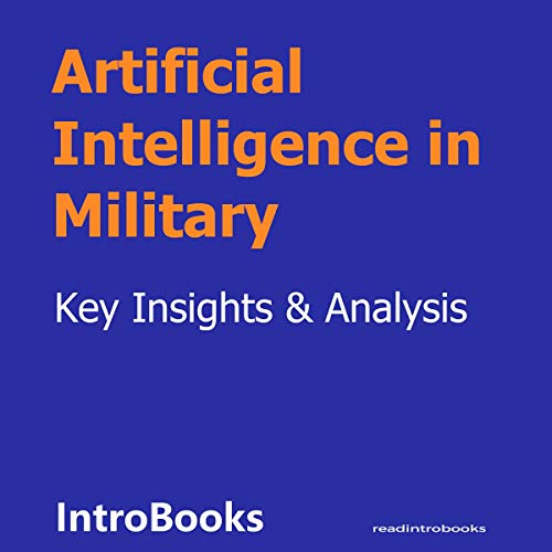 Artificial Intelligence in Military cover art