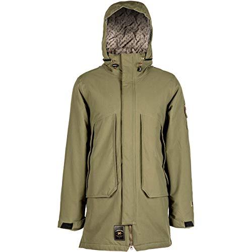 L1 Herren Grimey JKT'20 Jacke, Military, M