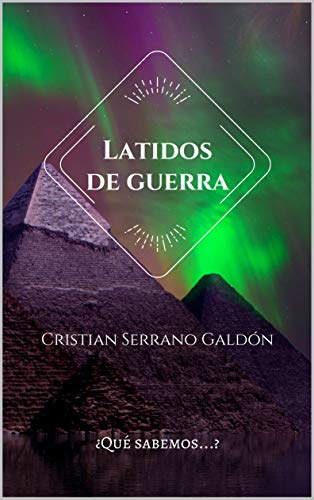 Portada del libro Latidos de guerra de Cristian Serrano Galdón