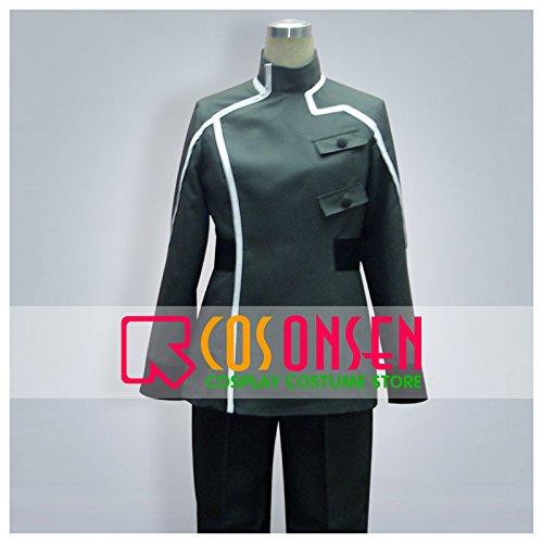 『機動戦士ガンダム00 人類革新連盟 ソーマ ピーリス コスプレ衣装 (男性M)』のトップ画像