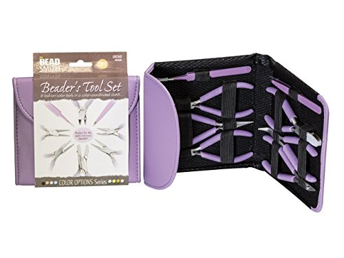 Fashion Color Plier Set &, Clutch-orchid - PLFAS03