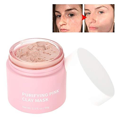 Pink Clay Mask Gesicht waschen Schlamm Maske pflegende Whitening Anti-Falten-Hautpflege-Masken