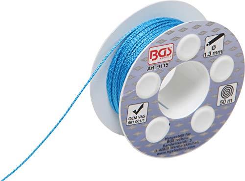 BGS 9115 | Nylon-Ausglas-Trennschnur | 50 m | Austrennschnur