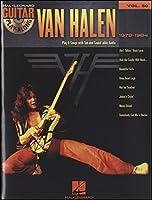 輸入VAN HALEN 1978-1984/GUITAR PLAY ALONGCD付 / シンコーミュージックエンタテイメント