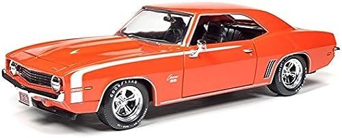 n ° 1 en línea 1 24 1969 1969 1969 Chevrolet Camaro by Round 2  precios ultra bajos