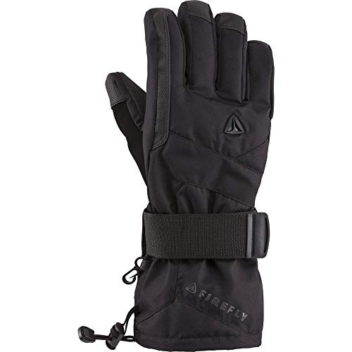 FIREFLY Herren Handschuhe New Volker, Black Night, 9 (L)