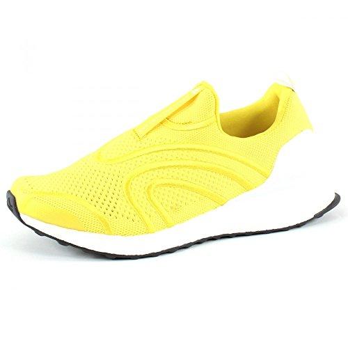 adidas Damen Ultraboost Uncaged Laufschuhe, Gelb (Vivyel/Ftwwht/Ngtste Vivyel/Ftwwht/Ngtste), 38 EU