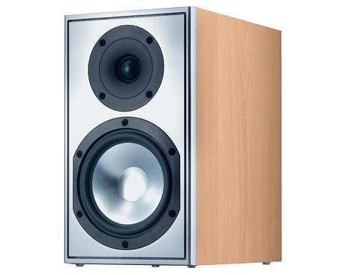 Canton GLE-402 Kompaktlautsprecher (2-Wege Bassreflexsystem, Lautsprecherständer, 130 Watt, 86,5 dB) schwarz
