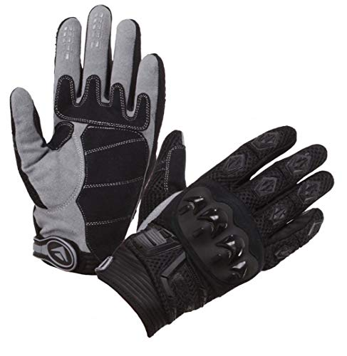 Modeka MX Top Handschuhe 12 Schwarz