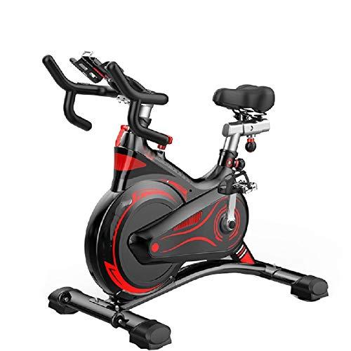 Bicicleta de ejercicio giratoria, equipo de ciclismo en casa, bicicleta inteligente silenciada, para culturismo en interiores