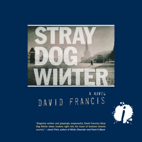 Stray Dog Winter Titelbild