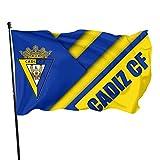 Ca-Diz - Bandera de la familia para jardín, diseño de bandera de bienvenida