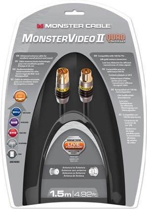 Monster MC MV2 A Quad pcx-1.5 m WW Cable de Antena PAL ...