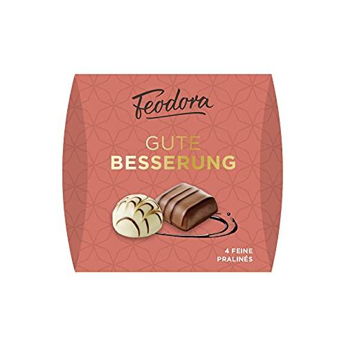 """Feodora Pralinés """"Gute Besserung"""", 40 G"""