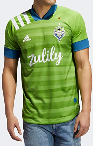 Seattle Sounders FC 2020 Forever Green Authentic Jersey (Medium)