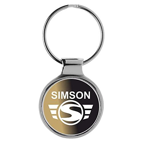 Simson SR1 SR2 SR4 SR50 S50 SR80 Spatz Star Sperber 3D Schlüsselanhänger Geschenk A-9482