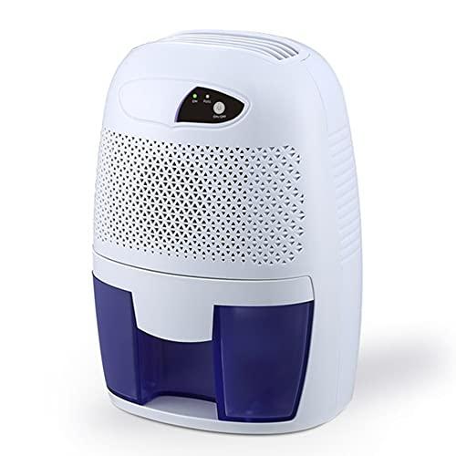Deumidificatore Ambiente Casa,Mini Deumidificatori D'aria, 500Ml, Silenzioso E Portatile,Per Muffa E Umidità