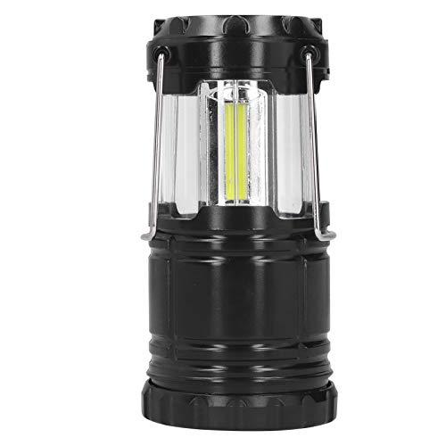 Aoutecen Carpa retráctil Linterna de Bolsillo Ligera Iluminación Exterior Aventura al Aire Libre