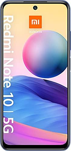 "Xiaomi Redmi Note 10 5G 16,5 cm (6.5"") Double SIM Android 11 USB Type-C 4 Go 128 Go 5000 mAh Bleu"