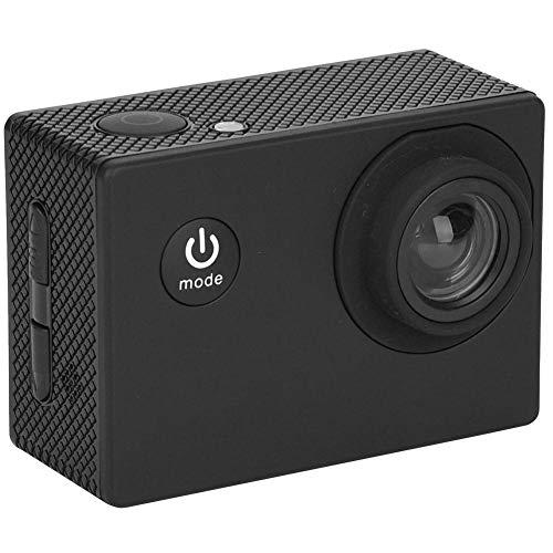 Cámara de video digital Kit de videocámara Vlogging de YouTube, cámara de video WiFi 4K Cámaras digitales para estudiantes, lente gran angular 1080P 140, carcasa impermeable 30M, control remoto