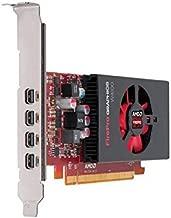 ATI AMD FirePro W4100 2GB GDDR5 4Mini DisplayPorts Low Profile PCI-Express Video Card 100-505979