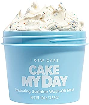 I Dew Care Cake My Day Hydrating Sprinkle Wash-Off Facial Mask