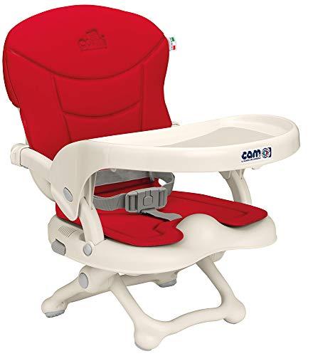 seggiolino tavolo bambini portatile Cam il Mondo del Bambino S333/C34 Rialzo da Sedia